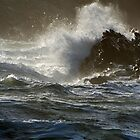 Holyhead Storm by Johindes