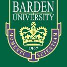Barden University by Expandable Studios