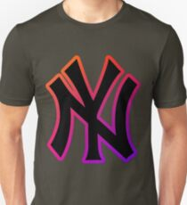 NY Fade Outline Unisex T-Shirt