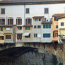 Ponte Vecchio - left side by gluca