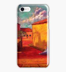 Castles, Dreams and Shadows/Castillos, Sueños y Sombras iPhone Case/Skin