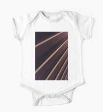 Spiral Lines : abstract One Piece - Short Sleeve