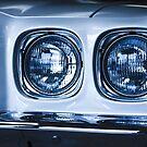 GTO Scheinwerfer Detail von Christopher Boscia