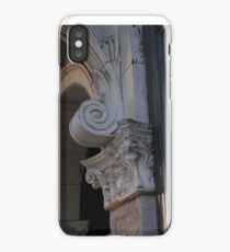Mirrored Scrolls iPhone Case/Skin