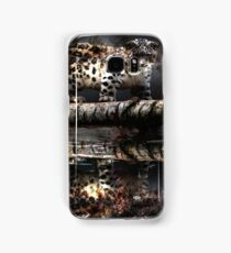 Space Leopard  Samsung Galaxy Case/Skin
