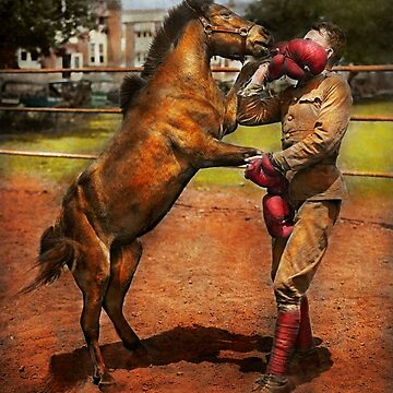 Sports - Boxing - Below the belt 1924 by mikesavad