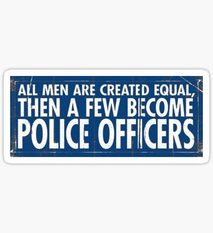 Few Men Sticker
