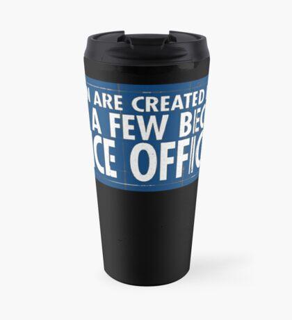 Few Men Travel Mug