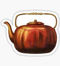 Tea Pot Sticker