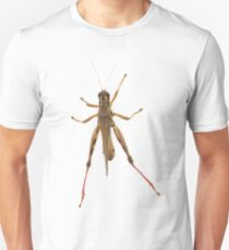 Bianca the Grasshopper from Rhode Island Unisex T-Shirt