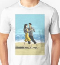 bachata on Fukuoka Unisex T-Shirt