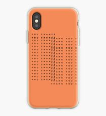 Thank You Chance!   The Life of Pablo   Kanye West iPhone Case