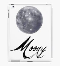 Moony iPad Case/Skin