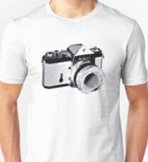 Nikon F SLR Camera Unisex T-Shirt