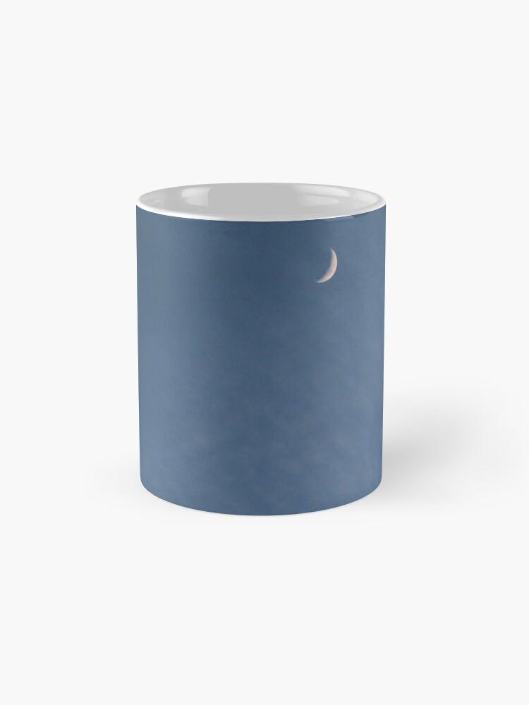 Vista alternativa de Tazas crescent moon photograph