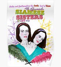 The Tattler twins Poster