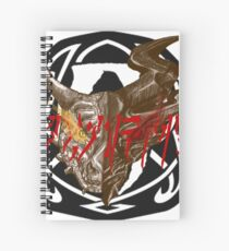 DOVAHKIIN Spiral Notebook