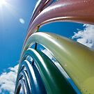 Metal Rainbow by Dave Riganelli