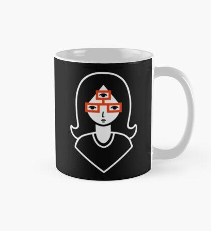 Third Eye Glasses Mug