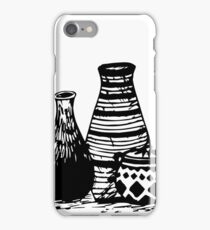 Three Pottery iPhone Case/Skin