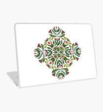 Little red riding hood - mandala pattern Laptop Skin