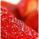 Strawberrys by Dave Riganelli