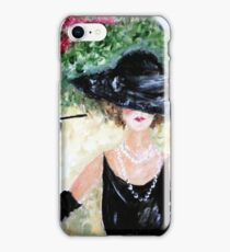 Walk in the Park iPhone Case/Skin