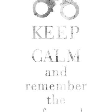 Keep Calm Safeword by Emmysaurus-Rex