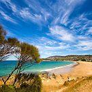 Blackmans Bay Beach, Tasmania #5 by Chris Cobern