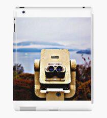Nikon Teloscope iPad Case/Skin