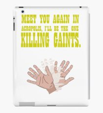 Kill Giants iPad Case/Skin