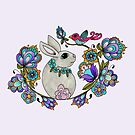 Easter Bunny by Kayleigh Walmsley
