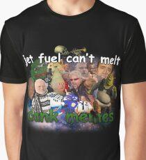 DANK MEMES M8 Graphic T-Shirt