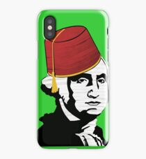 Fezident Washington  iPhone Case/Skin