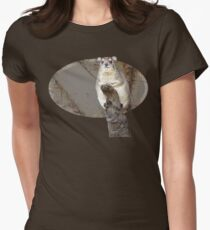 Hi Rocks Womens Fitted T-Shirt