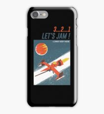 Let's Jam - Cowboy Bebop iPhone Case/Skin