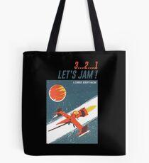 Let's Jam - Cowboy Bebop Tote Bag