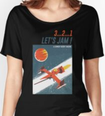 Let's Jam - Cowboy Bebop Women's Relaxed Fit T-Shirt