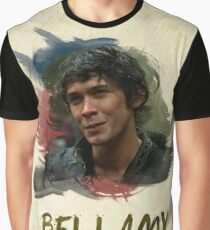 Bellamy - The 100 Graphic T-Shirt