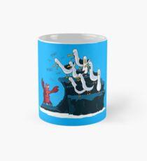 The crab is mine! Mug