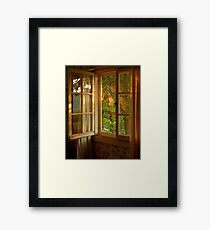 A Summer Song Framed Print