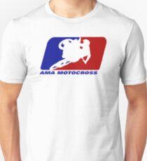 AMA motocross superbikes motorbike heather T-Shirt