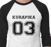 Hunter x Hunter - Kurapika Varsity  Men's Baseball ¾ T-Shirt