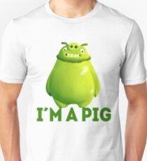 Cerdo - angry bird T-Shirt