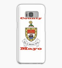 County Mayo Coat of Arms Samsung Galaxy Case/Skin