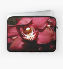 Birthday Orchid - 2   ^ Laptop Sleeve