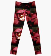 Birthday Orchid - 2   ^ Leggings