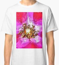 Rose Splash Classic T-Shirt