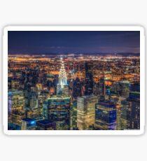 Pegatina In new york