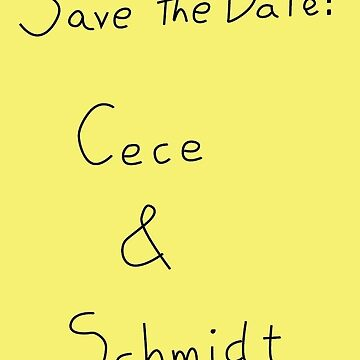 Schmidt and Cece by haaveyoumetsam